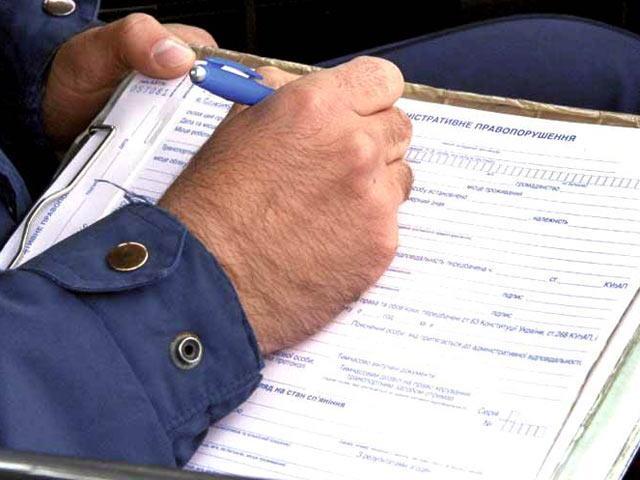 Жителя поселка Аскиз будут судить за неприличный жест, показанный полицейскому