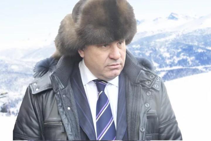 Сергей Шойгу улетел, но глава Хакасии все еще на заимке
