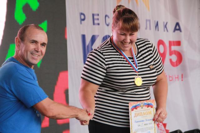 Рязанцы завоевали 4 награды фестиваля национальных инеолимпийских видов спорта