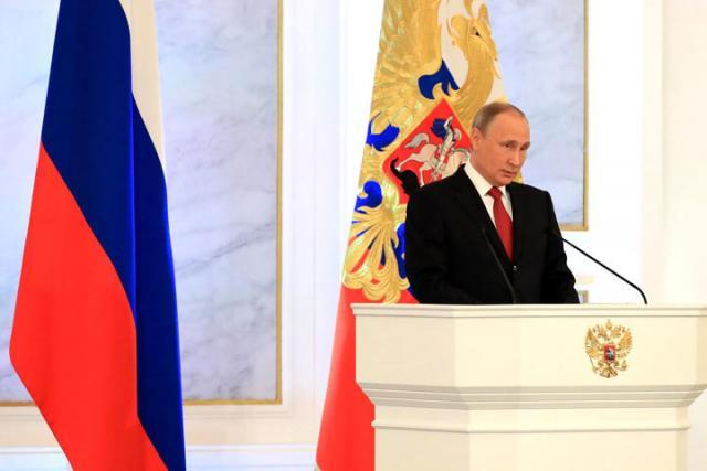 Путин призвал освободить мед. сотрудников отвороха отчетов
