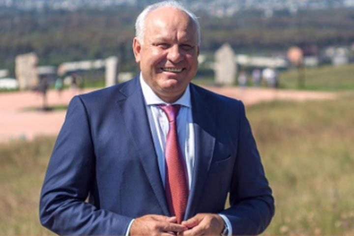 «Унас население богаче»: руководитель Хакасии опять сравнил республику сНовосибирской областью