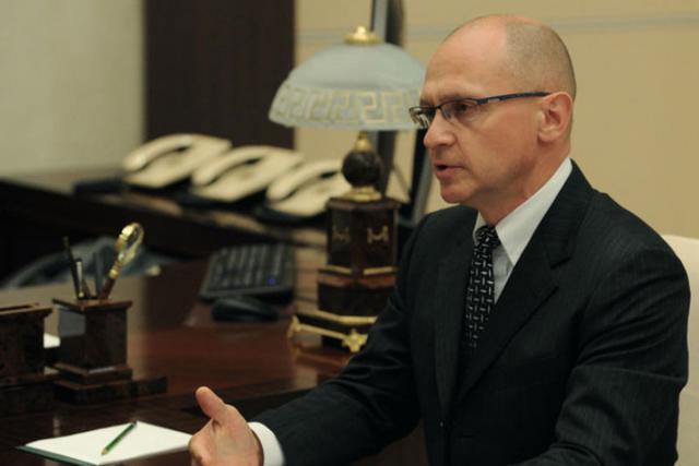 Кириенко может поменять Володина вадминистрации президента