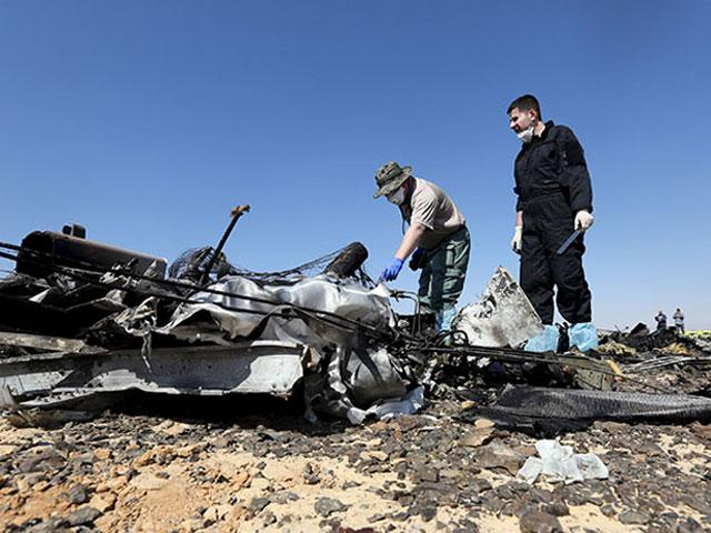 Египетские эксперты на 90% уверены, что самолет A321 упал из-за бомбы - Reuters