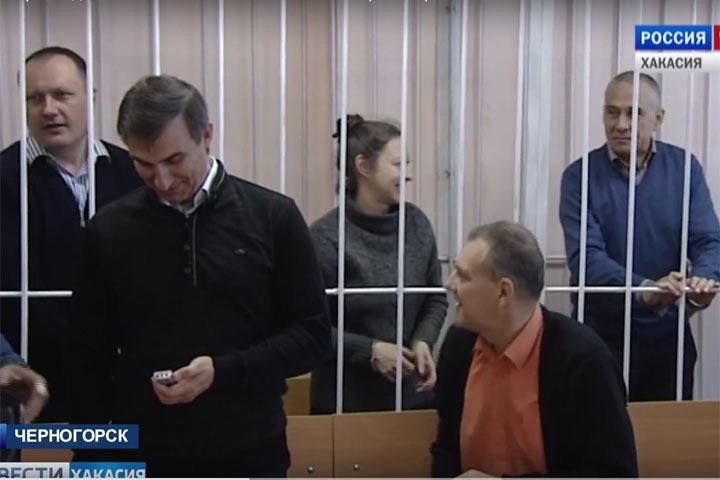 Суд приговорил экс-замглавы руководства Хакасии креальному сроку