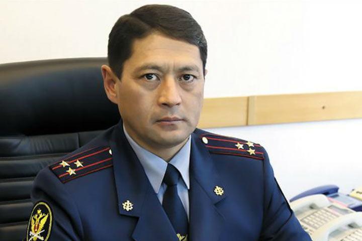 УФСИН по Брянской области возглавил полковник из Хакасии