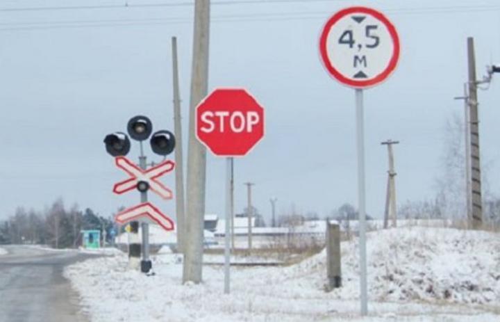 Нажелезнодорожной дороге вКрасноярском крае шофёр выехал под электричку и умер